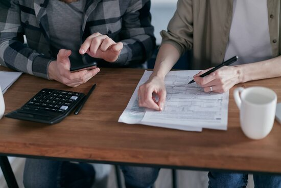 Couple Financial Planning and Deciding on Bankruptcy